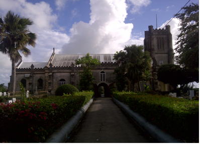 St. George Parish Church, Barbados