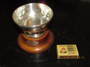 The Lady Cameron Cup – A Fascinating Discovery